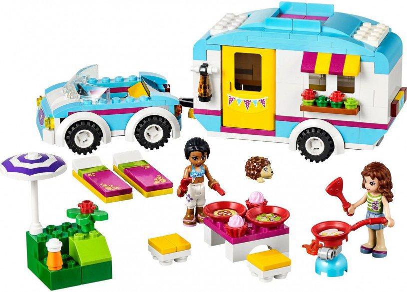 LEGO Friends Zomer Caravan  41034