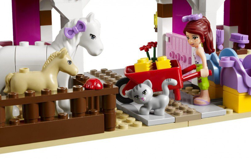 LEGO Friends Paarden Manege 41039