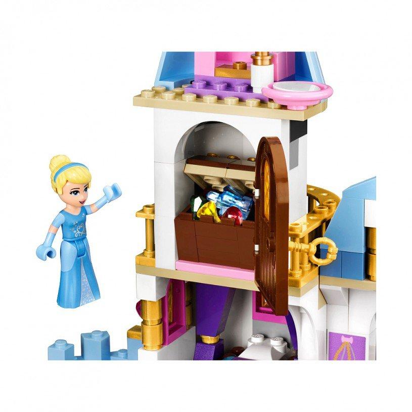 LEGO Disney Princess Assepoesters romantische kasteel 41055
