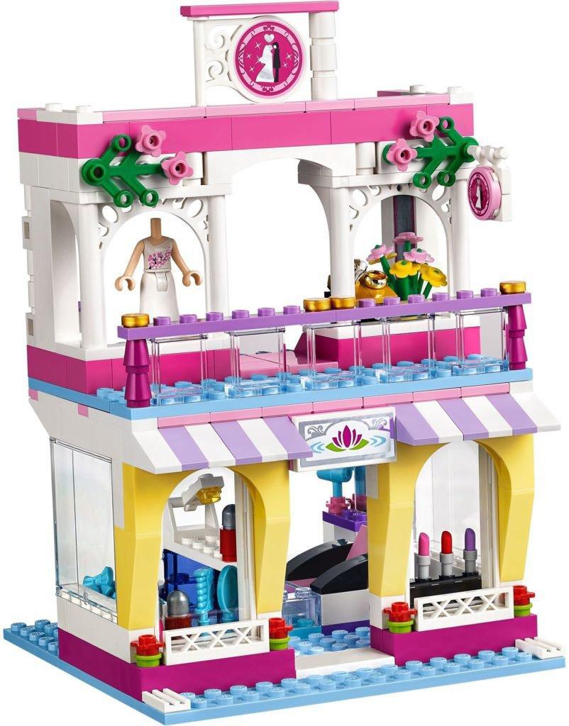 LEGO Friends Heartlake winkelcentrum 41058