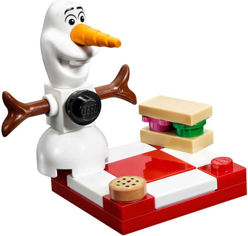 LEGO Frozen - Elsa's ijskasteel 41062