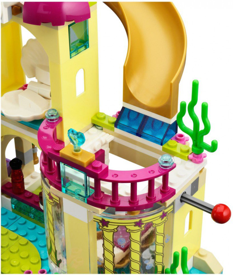 LEGO Disney Princess - Ariel's Onderwaterpaleis 41063