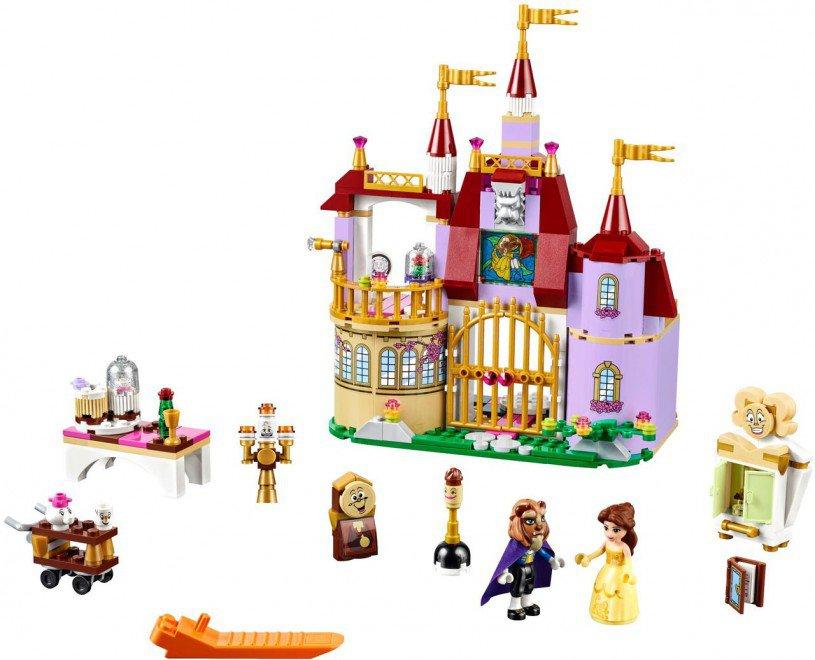 LEGO Belle's betoverde kasteel 41067