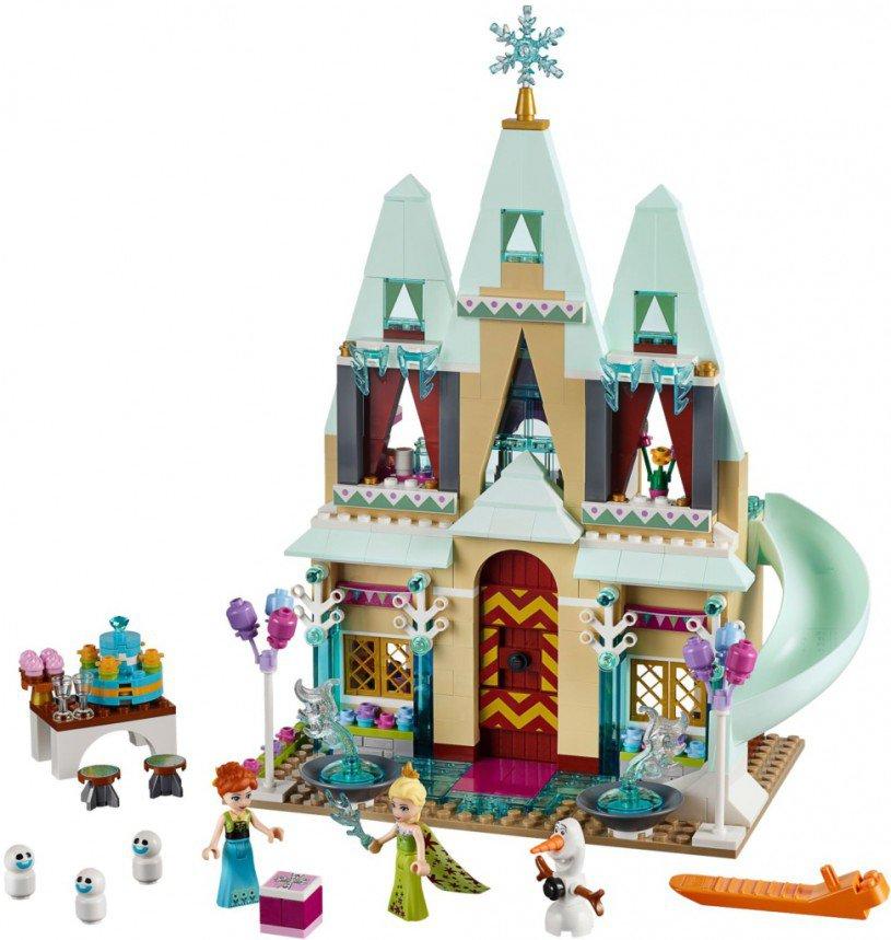 LEGO Frozen Het Kasteelfeest in Arendelle 41068