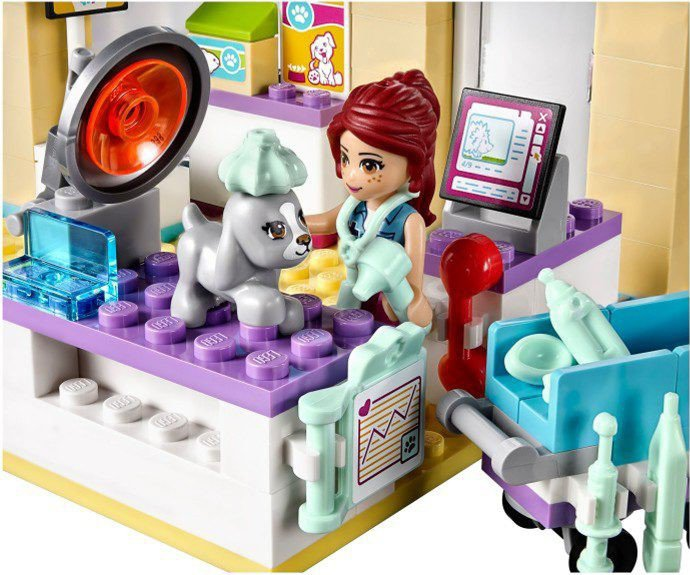 LEGO Friends Dierenkliniek 41085