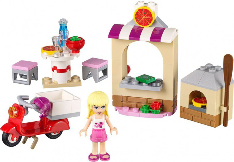 LEGO Friends - Stephanie's Pizzeria 41092