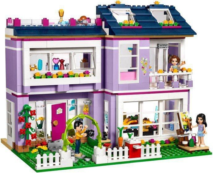 Lego Friends 41095 Kopen Emma S Huis