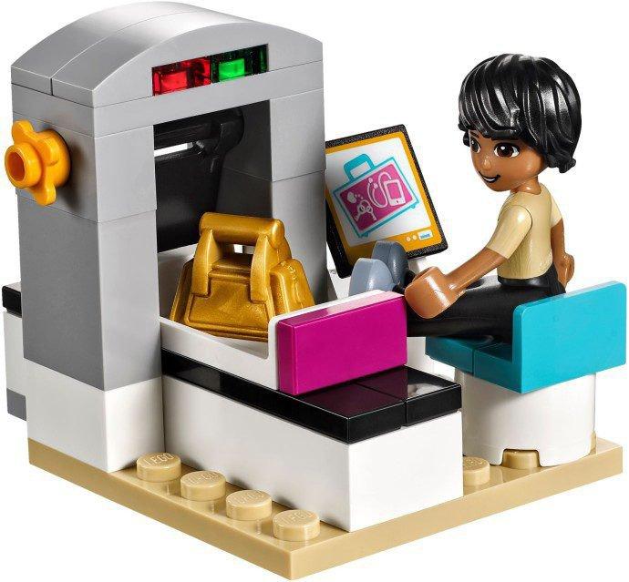 LEGO Friends Vliegtuig 41100