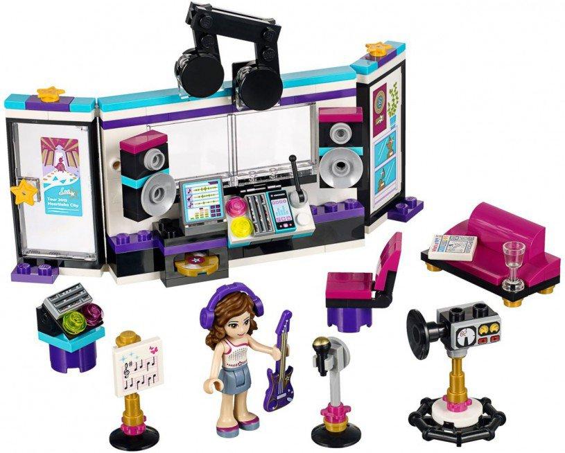 LEGO Friends Popster Opnamestudio 41103