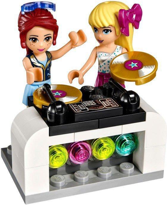 LEGO Friends - Popster Toerbus 41106