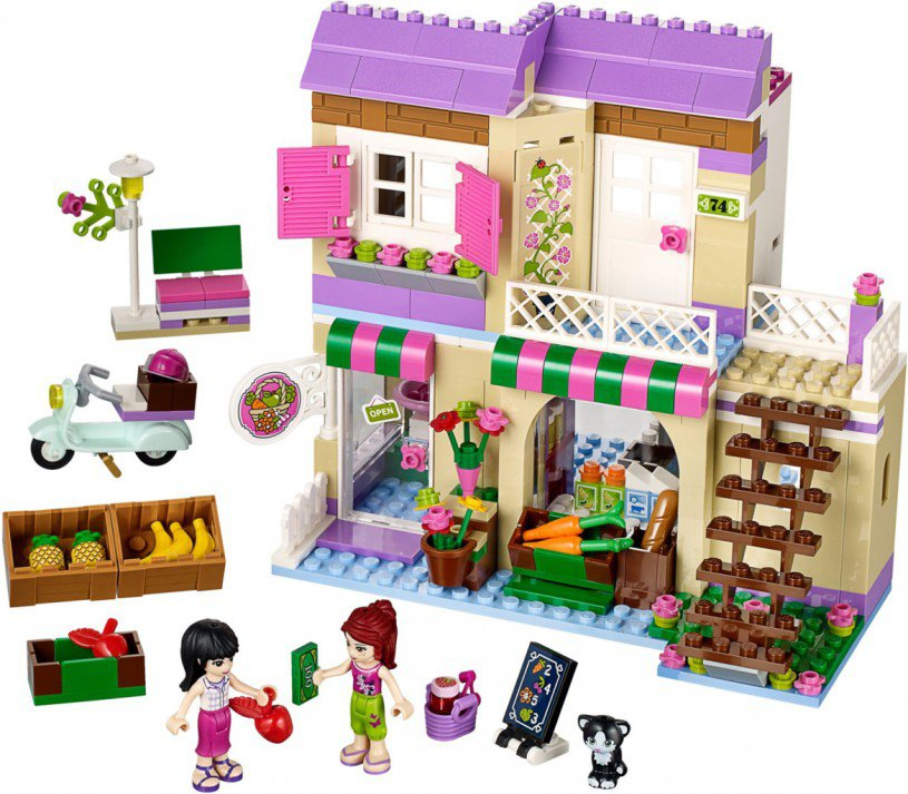 LEGO Friends - Heartlake Supermarkt 41108