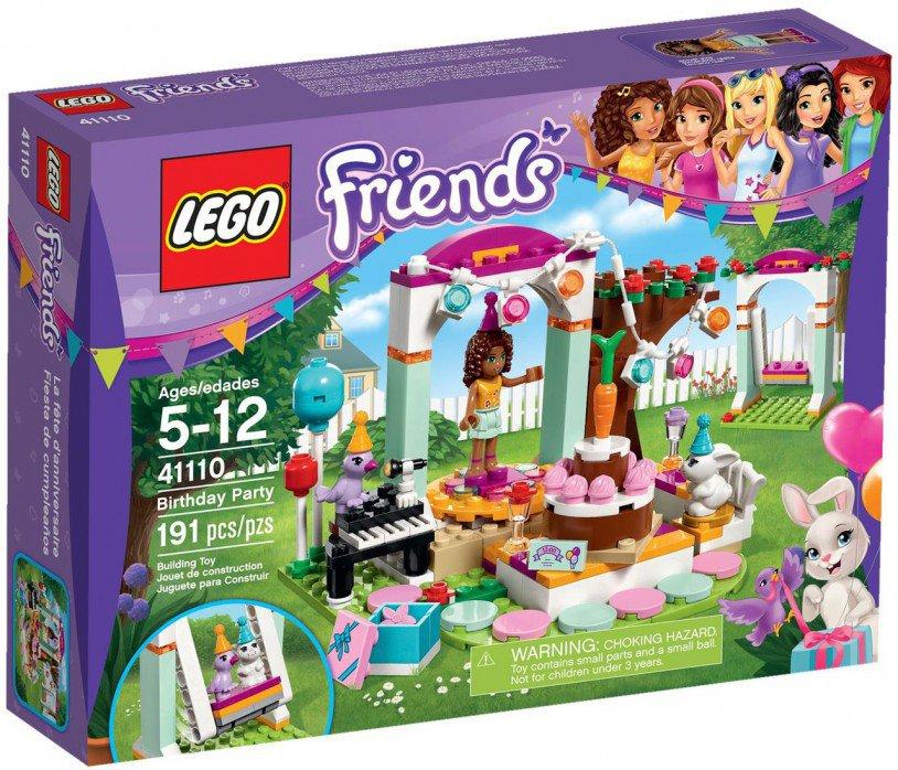LEGO Friends Verjaardagsfeest 41110