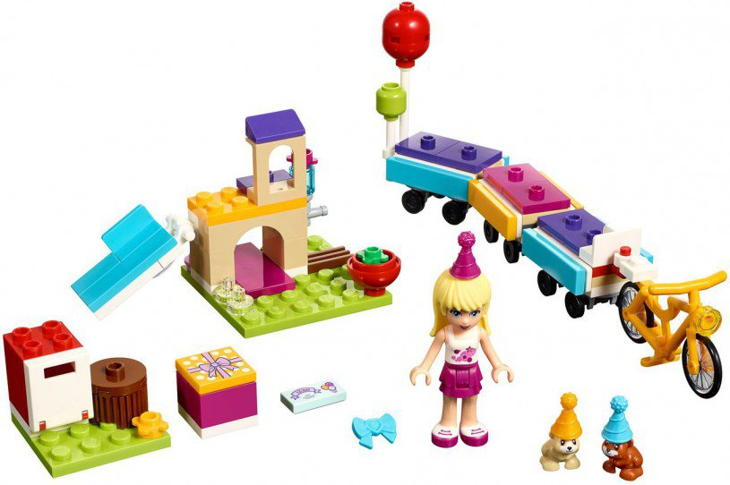 LEGO Friends Feesttrein 41111