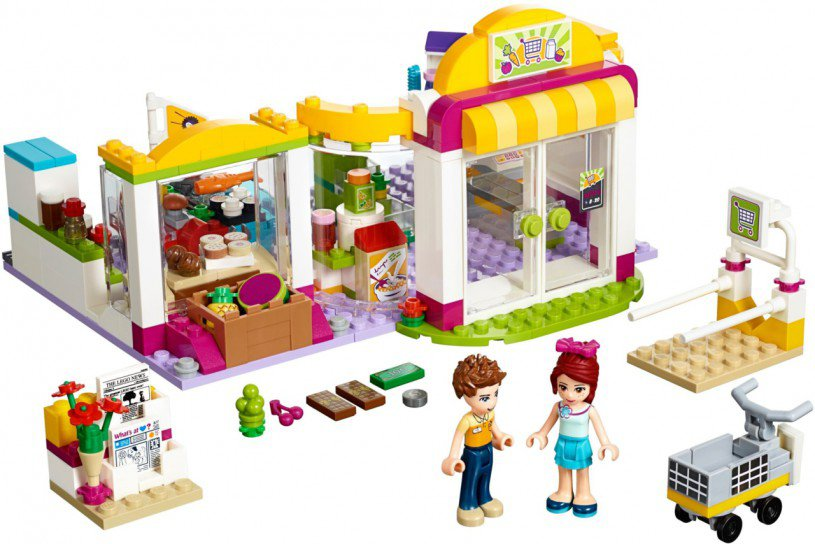 LEGO Friends  Supermarkt Heartlake 41118