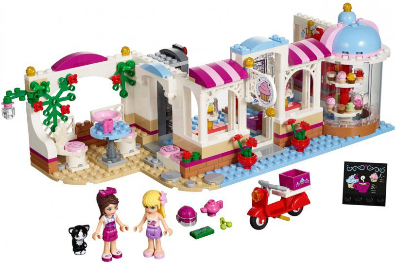 LEGO Friends Cupcake Café 41119