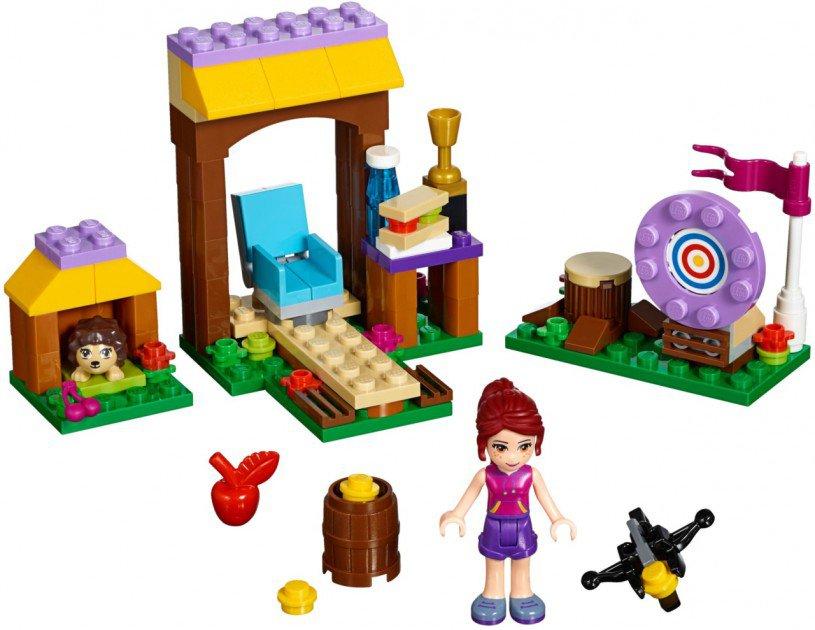 LEGO Friends - Avonturenkamp Boogschieten 41120