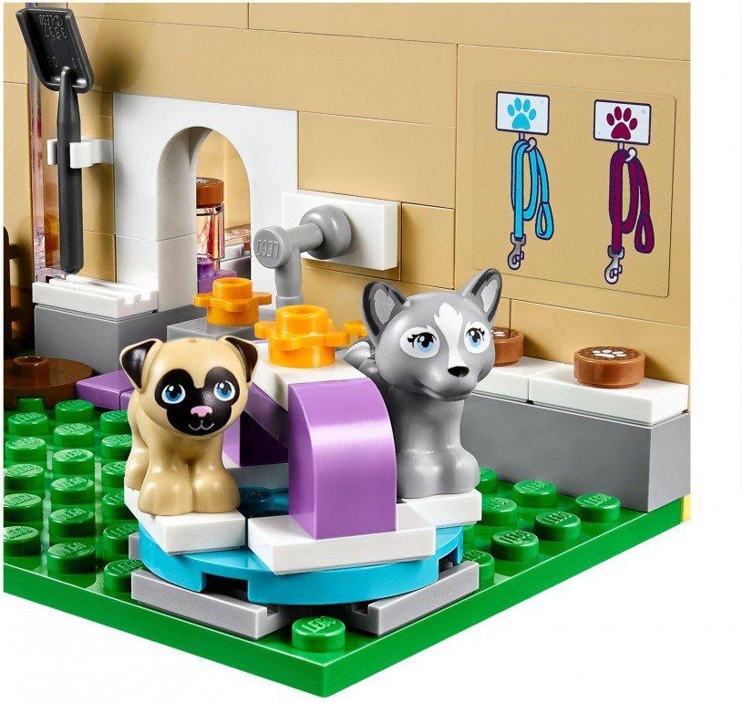 LEGO Friends 41124 Heartlake puppy dagverblijf