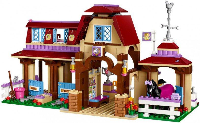 LEGO Friends Paardrijclub - Manege 41126