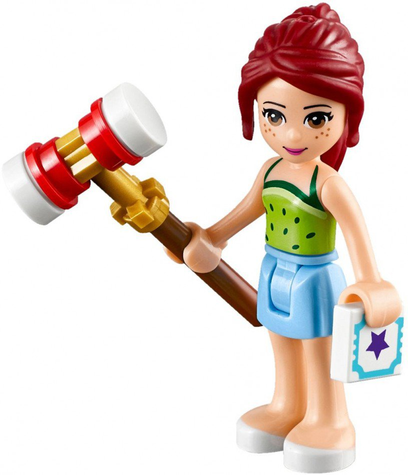 LEGO Friends Pretpark Spelletjeshal 41127