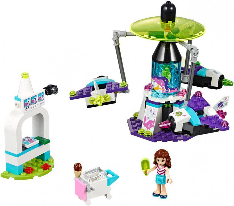 LEGO Friends Pretpark Ruimtevlucht 41128
