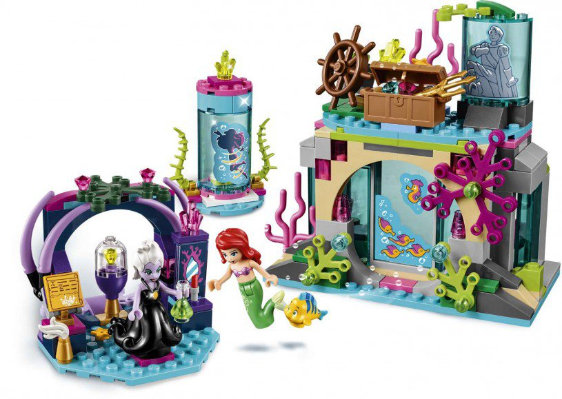 LEGO 41145 Disney: Ariel en de toverspreuk