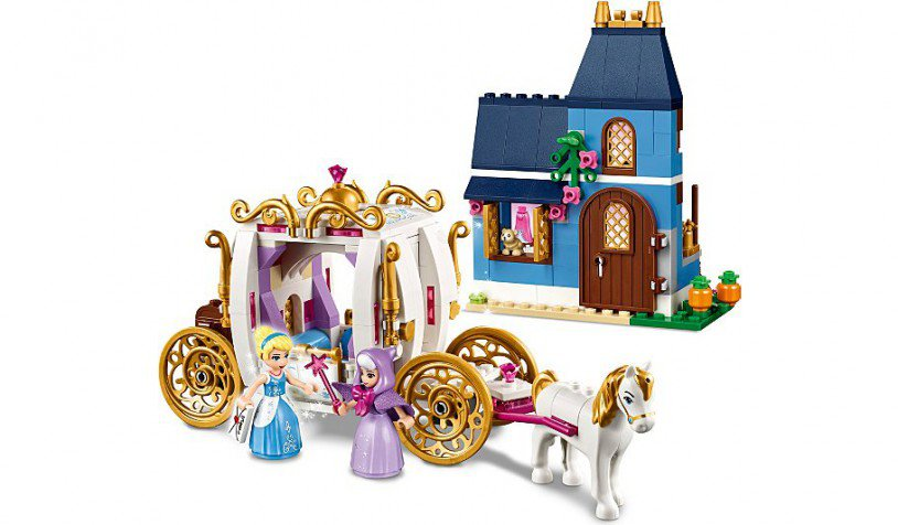 LEGO 41146 Disney Princess: Assepoesters betoverde avond