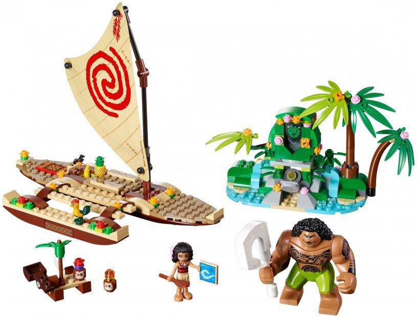 LEGO 41150 Disney Vaiana's oceaanreis
