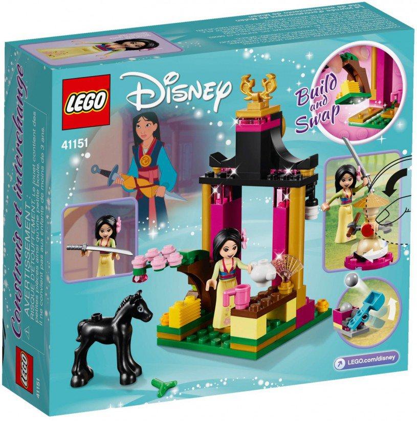 LEGO 41151 Disney: Mulan`s trainingsdag