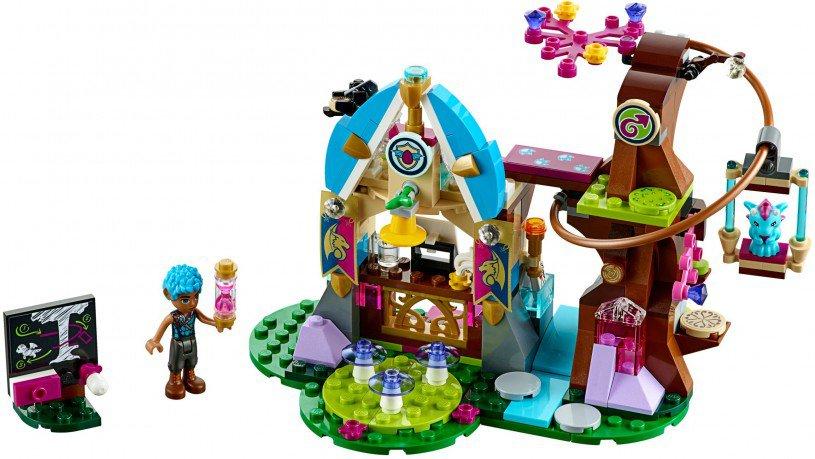 LEGO 41173 Elves Elvendale drakenschool