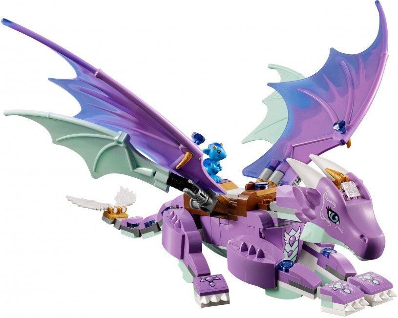 LEGO Elves Het drakenreservaat 41178