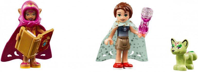 LEGO Elves Koninginnendraak redding 41179