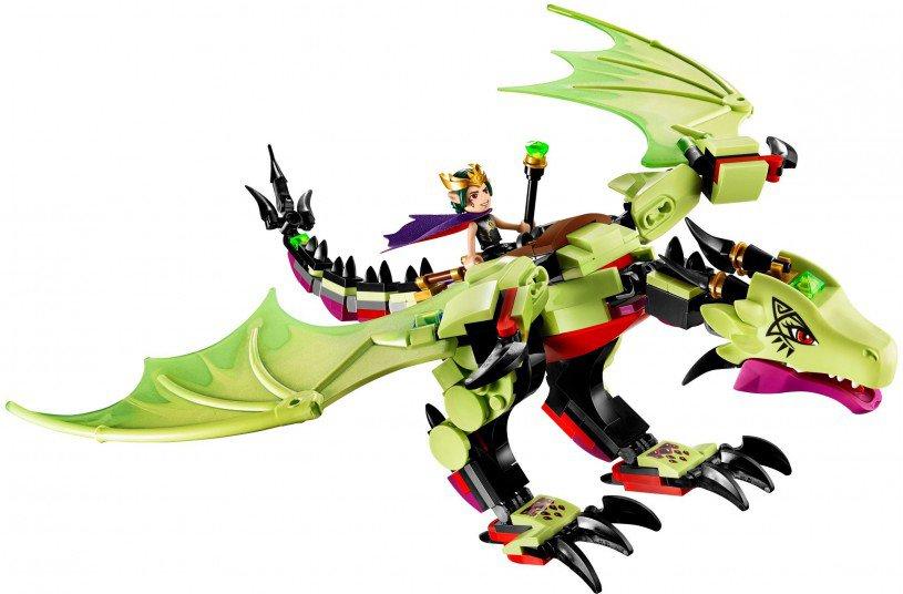 LEGO Elves Ashwing de aarde-draak
