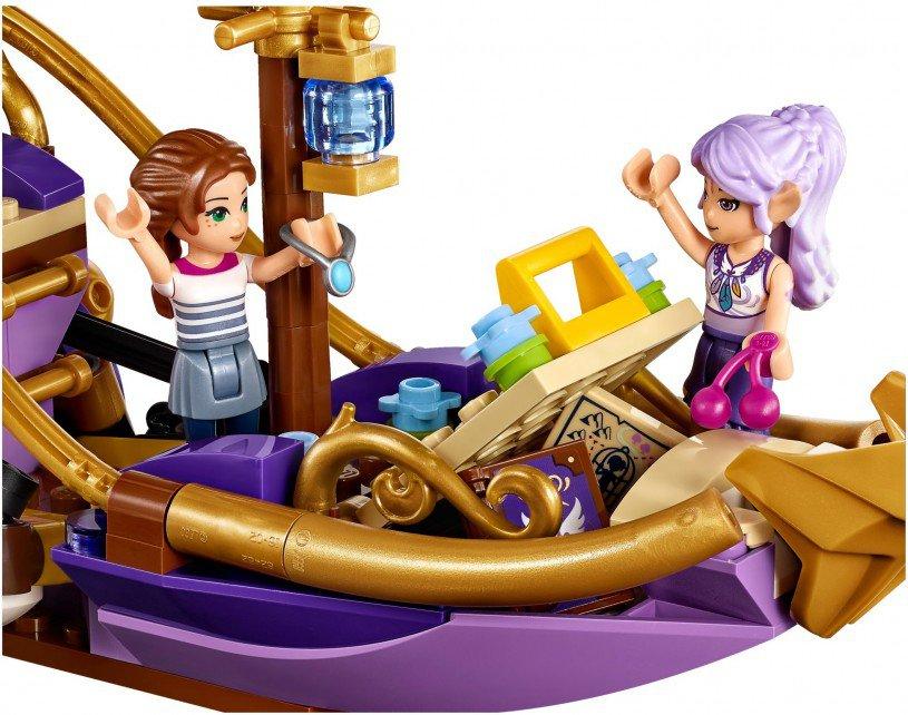 LEGO 41184 Elves Aira's luchtschip & de jacht op het amulet