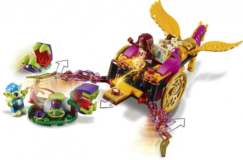 LEGO 41186 Elves: Azari & de ontsnapping uit het goblinbos
