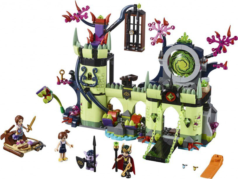 LEGO 41188 Elves: Ontsnapping uit het fort van de goblinkoning