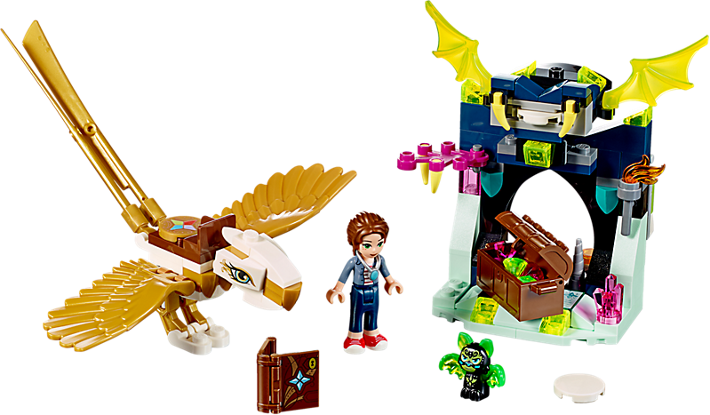 LEGO 41190 Elves: Emily Jones en de adelaarontsnapping