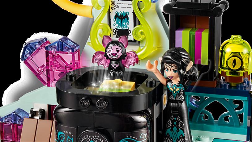 LEGO 41195 Elves: Emily en Noctura`s duel