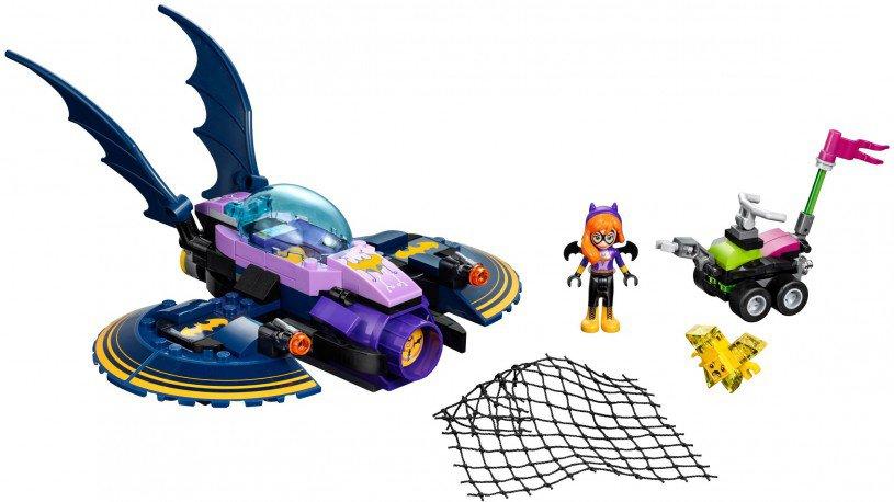 LEGO 41230 Super Heroes Girls Batgirl Batjet-achtervolging