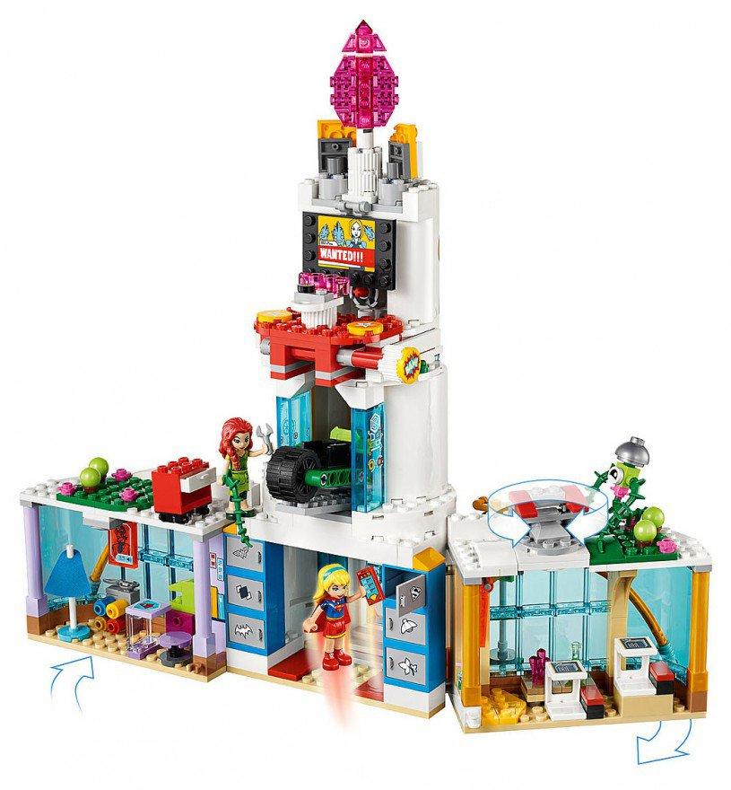 LEGO 41232 Super Heroes Girls Superheldenschool