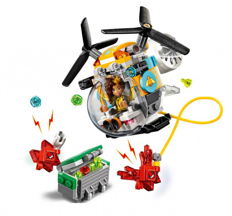 LEGO 41234 Super Heroes Girls Bumblebee helikopter