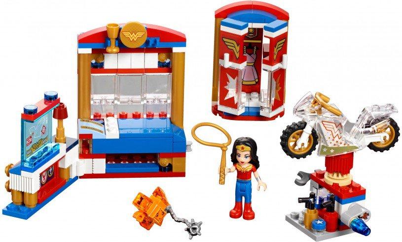 LEGO 41235 Super Heroes Girls Wonder Woman nachtverblijf