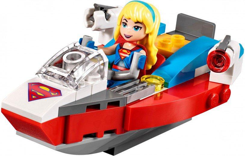 LEGO 41238 Super Heroes Girls: Lena Luthor Kryptomite fabriek