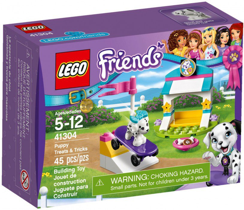 LEGO 41304 Friends Puppy verrassingen