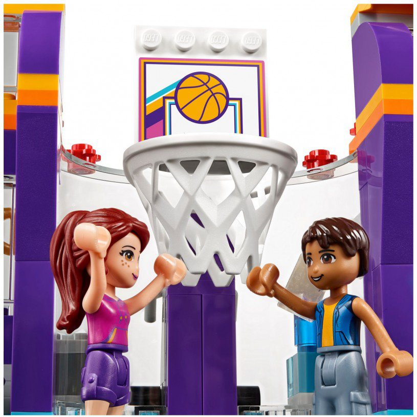 LEGO 41312 Friends: Heartlake sporthal