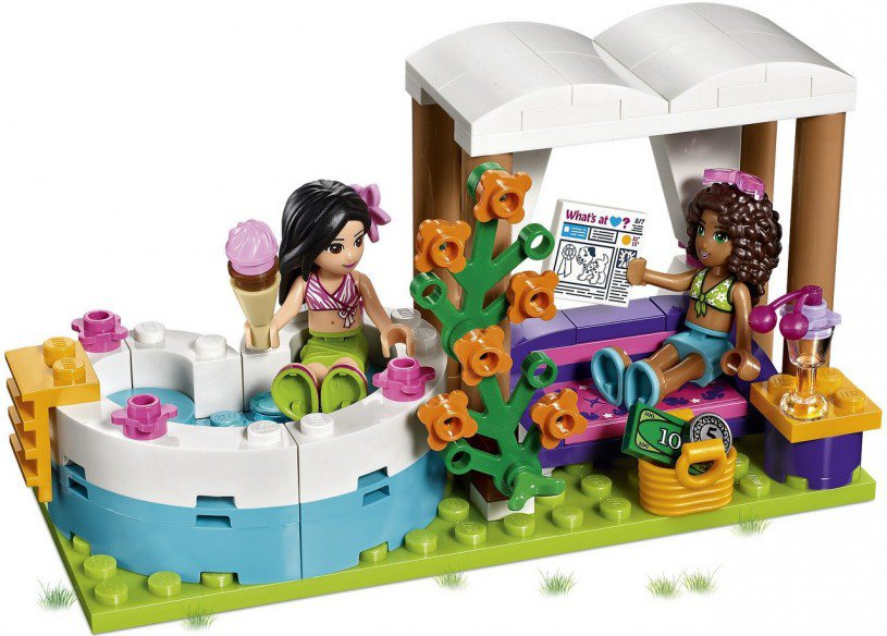 LEGO 41313 Friends Heartlake zwembad
