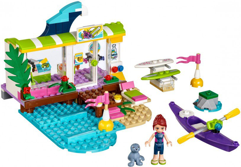 LEGO 41315 Friends: Heartlake surfshop