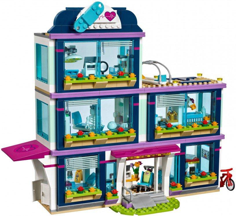 Lego Friends 41318 Kopen Heartlake Ziekenhuis