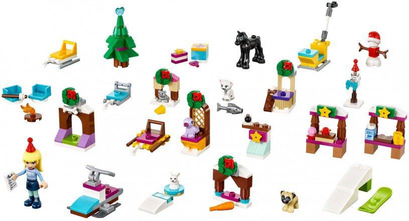 LEGO 41326 Friends: Adventkalender 2017