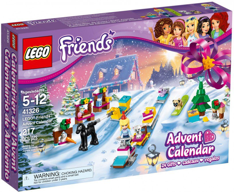 LEGO 41326 Friends: Adventkalender 2017