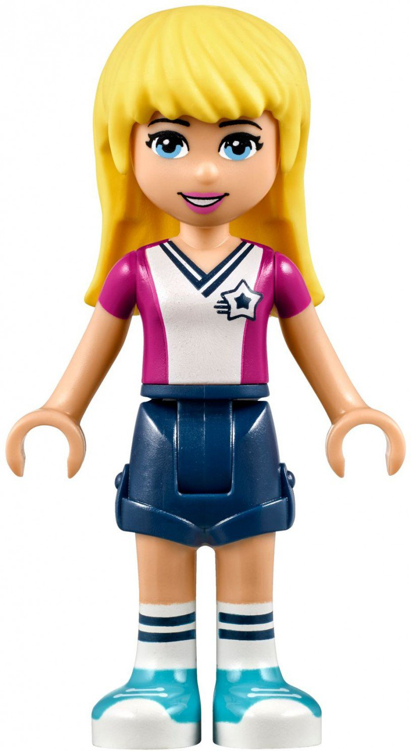 LEGO 41330 Friends: Stephanie`s voetbaltraining